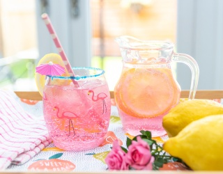 A Pitcher of Pink Lemonade Is Sure to Perk You Up