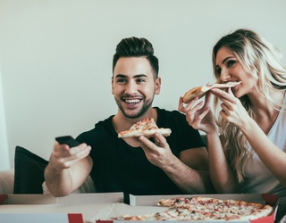 Order a Pizza and We'll Tell You What to Watch Next