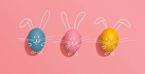 Cabinet of Curiosities: How Bunnies and Colorful Eggs Became an Easter Tradition