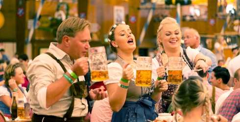 Prost! Can You Find All the Oktoberfest Pairs in This Beer Festival Memory Match?