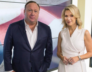 POLL: Should NBC Pull Megyn Kelly's Interview With Conspiracy Theorist Alex Jones?