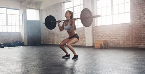 Women Shouldn't Be Afraid to Lift Weights, and Here's Why