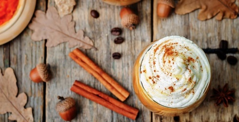 The Pumpkin Spice Latte's History Is Long and Complex -- and Did Not Start With Basic B*tches