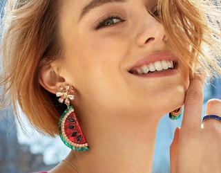 Brig's Buys: Drop It Like It's Hot (Because It Is) With These Summer-y Statement Earrings