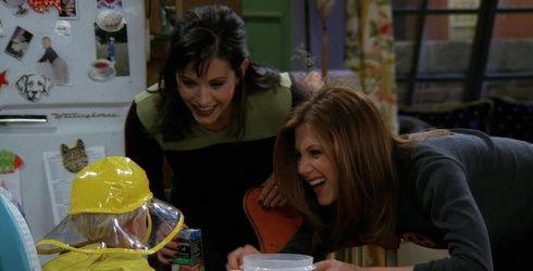"""I'm Convinced This """"Friends"""" Episode Foreshadows the Best Storyline in the Show"""