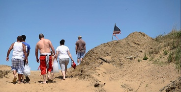 The Daily Break: A Skull Tower and a Governor's July 4th Beach Snafu