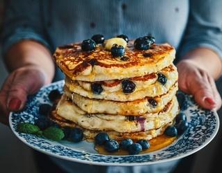 The 12 Yummiest Pancake Tricks to Try From TikTok
