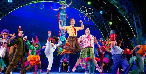 """Are You Ready Kids (and Parents, too) for """"The Spongebob Musical"""" to Arrive at a City Near You?"""