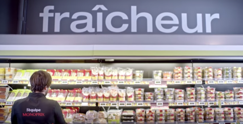 A French Grocery Chain Totally Just Roasted Amazon's New Store