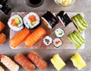 Let's Get Rollin': What Kind of Sushi Roll Are You?