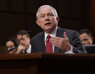 The Daily Break: Jeff Sessions Testifies and a New Poet Laureate