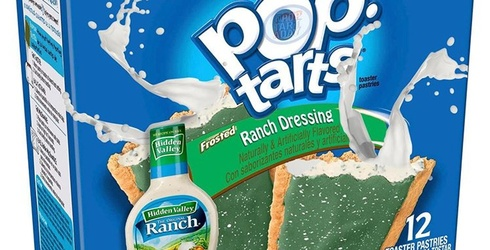 Unpopular Opinion: Ranch Pop-Tarts Should Exist