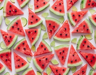 Can You Find the Differences in These Watermelon Photos?