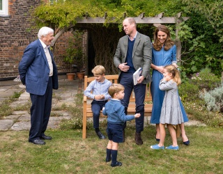 What You Missed This Weekend: The Royals, Baby News & More