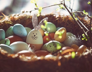 How to Help Make Family Easter Special Even From Your Own Separate Homes