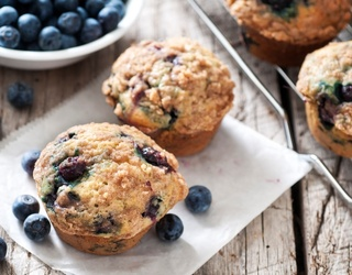 A Blueberry Muffin for Every Diet: How to Make This Favorite Vegan, Keto & More