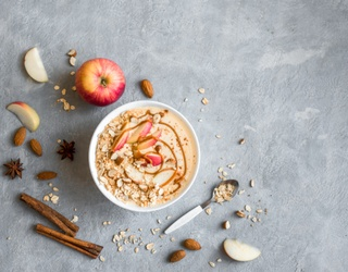 You Can Make a Full Meal out of This Oatmeal Memory Match if You Try