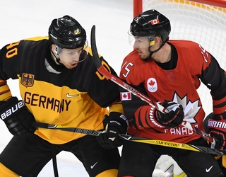 """Germany Issues """"Travel Advisory"""" After Beating Canada in Olympic Hockey, Wins Diplomatic Gold"""