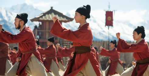 """""""Mulan"""" Has Finally Fought Her Way to Our Screens! Press Play and Solve the Puzzle"""