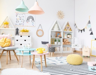 Whip That Playroom Into Shape With These Clever Organization Tips