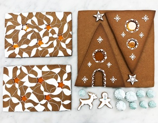 The Royal Chefs Build a Mesmerizing Gingerbread House