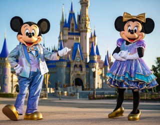 Walt Disney World is 50: How to Celebrate Virtually