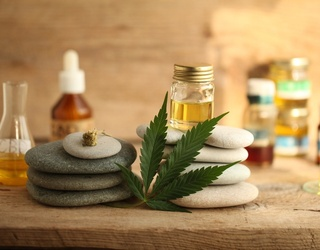 CBD Oil Beauty: The Best Products That Will Make You Glow Without Getting You High