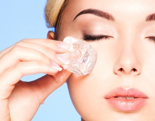 Is TikTok's Skin Icing Trend Actually a Beneficial Skin Care Treatment?