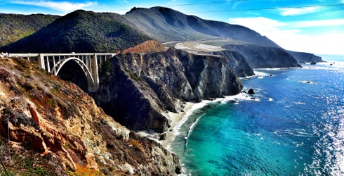 Cruise the 101 and Explore the California Coast With This Big Sur Memory Match