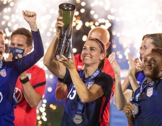 Female Athletes Team up for Women-Focused Media & Commerce Brand