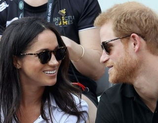 Prince Harry and Meghan Markle are Officially Engaged, Hurrah!