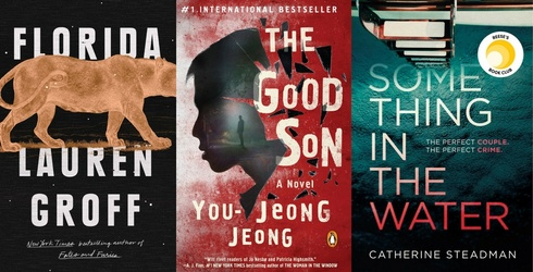 The Beach Is Calling and I Must Go: July 2018 Must-Read Books
