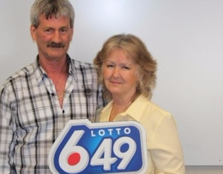 This Canadian Couple Just Won the Lottery for the Third Time