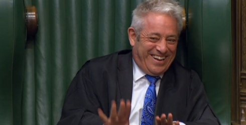 British Parliament Is a Hot Mess, but Also VERY Entertaining