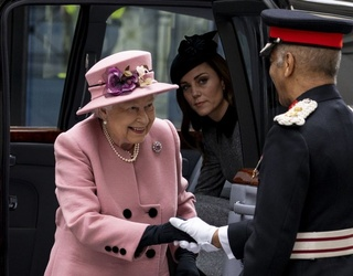"""Royally Speaking: """"Can I Get out of the Car Yet?"""""""