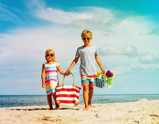 Beach-Goers, Unite! What Do Your Beach Bag Contents Say About Your Trips to the Seashore?