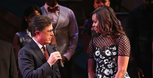 Michelle Obama Showed off Her Jaw Dropping Barack Impression Last Night