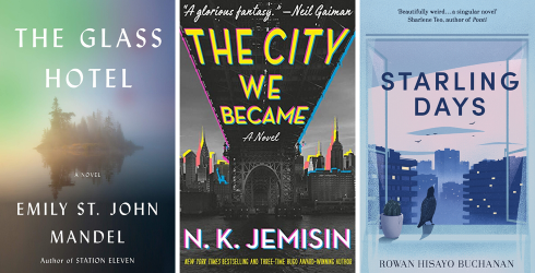 Suddenly Have Time to Read? We Can Help You Sort Through April's Newest Books