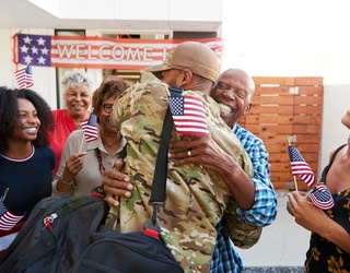 Literally Just a Roundup of the Best Military Homecomings That Made Us Cry