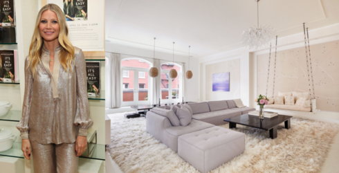 Gwyneth's Tribeca Apartment Is for Sale for All of You Who Dream of Living the Goop Lifestyle