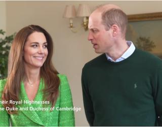 """Kate Middleton's Green Blazer Screams """"Happy St. Patrick's Day!"""""""
