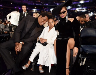 Already Famous: Blue Ivy Continues to Prove That She's Cooler Than Anyone