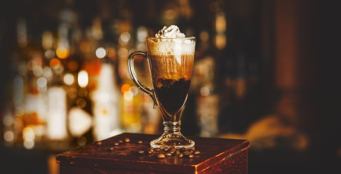 Cabinet of Curiosities: Is Irish Coffee Really Irish?
