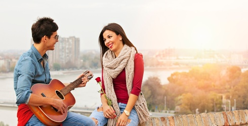 Feel the Love Tonight With These Amorous, In-the-Mood Tunes