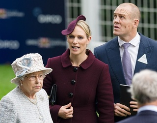The Queen's Granddaughter Gives Birth to a Boy on Her Bathroom Floor