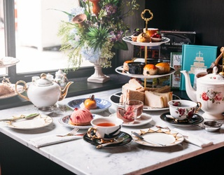 Let This Quaint Afternoon Tea Scene Help You Feel Fancy Again