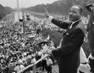Celebrate Martin Luther King Jr. Day With This Commemorative Puzzle