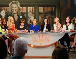 """Scandalous: The Spats, Drama and Dysfunction of 22 Seasons of """"The View"""""""