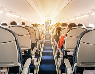 Would You Give up Your Recline for a More Comfortable Middle Seat on an Airplane?