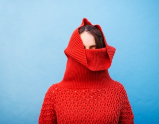 Hide Away in one of the Turtlenecks in This Memory Match